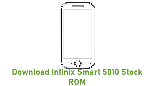 Download Infinix Smart 5010 Stock ROM