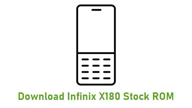 Download Infinix X180 Stock ROM