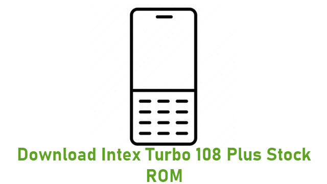 Download Intex Turbo 108 Plus Stock ROM