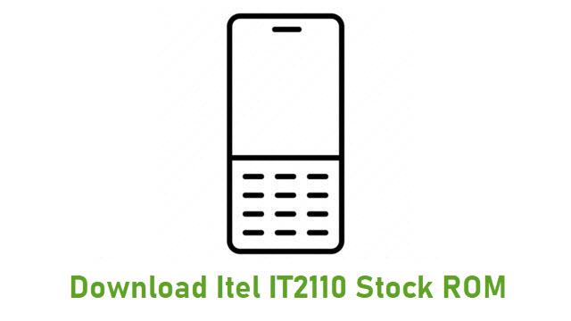 Download Itel IT2110 Stock ROM