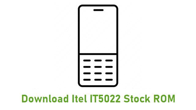 Download Itel IT5022 Stock ROM