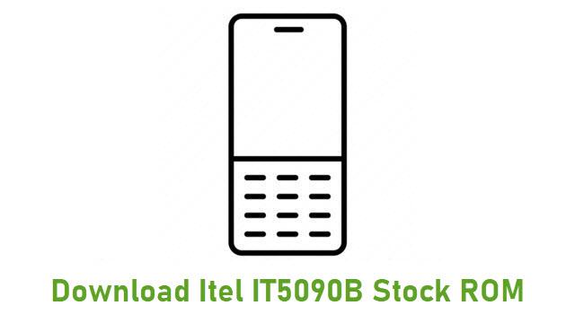 Download Itel IT5090B Stock ROM