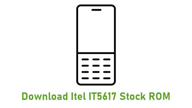 Download Itel IT5617 Stock ROM