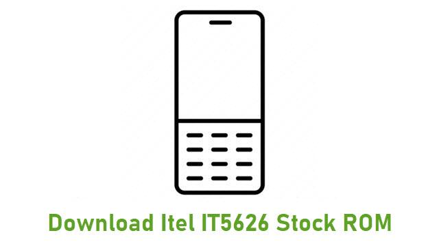 Download Itel IT5626 Stock ROM
