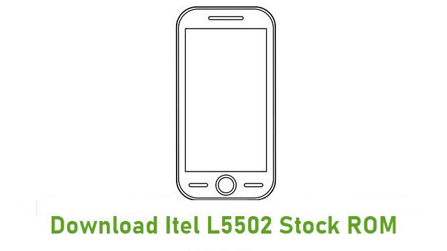Download Itel L5502 Stock ROM