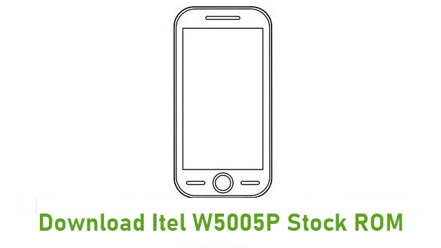 Download Itel W5005P Stock ROM