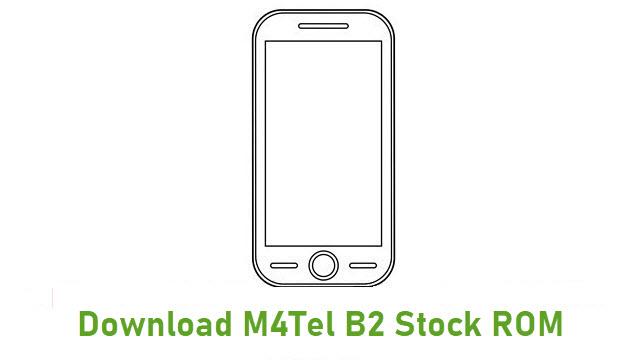 Download M4Tel B2 Stock ROM