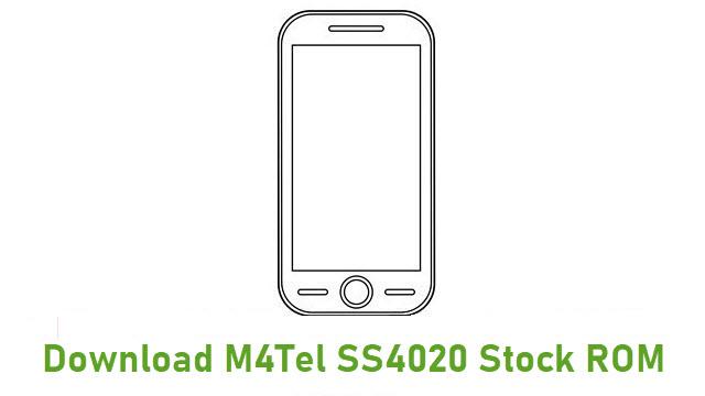 Download M4Tel SS4020 Stock ROM