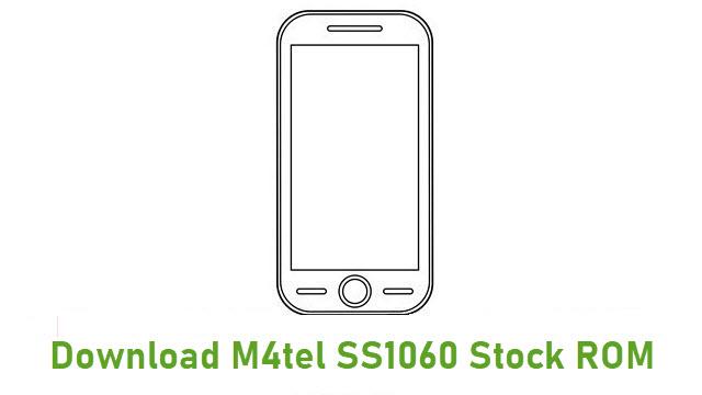 Download M4tel SS1060 Stock ROM