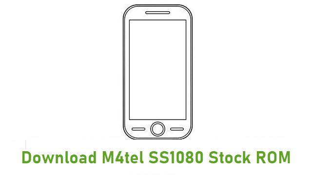 Download M4tel SS1080 Stock ROM