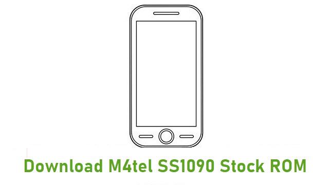 Download M4tel SS1090 Stock ROM