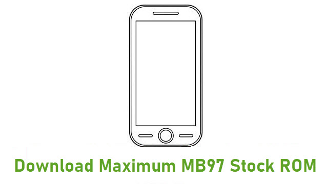Download Maximum MB97 Stock ROM