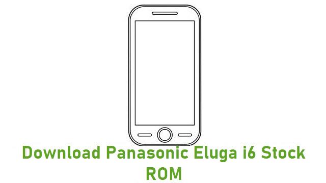 Download Panasonic Eluga i6 Stock ROM