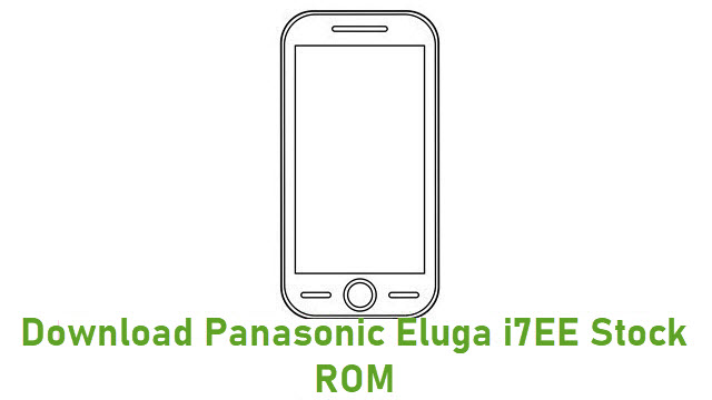 Download Panasonic Eluga i7EE Stock ROM