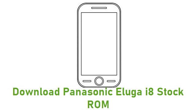 Download Panasonic Eluga i8 Stock ROM