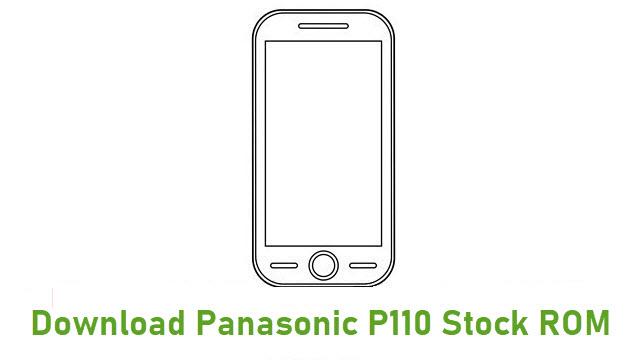 Download Panasonic P110 Stock ROM