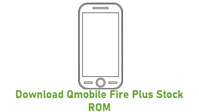Download Qmobile Fire Plus Stock ROM