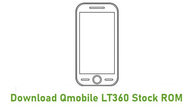 Download Qmobile LT360 Stock ROM