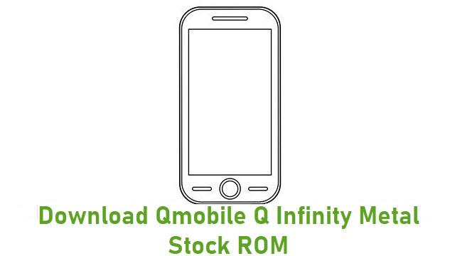 Download Qmobile Q Infinity Metal Stock ROM