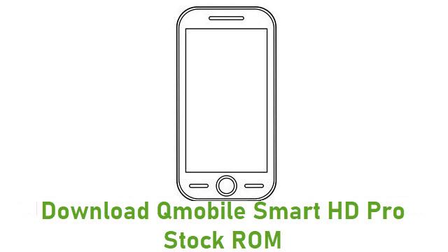 Download Qmobile Smart HD Pro Stock ROM