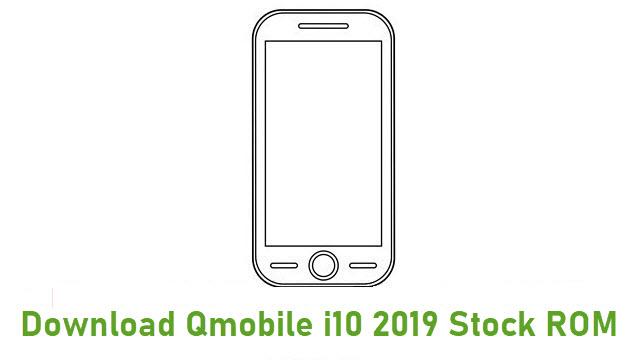 Download Qmobile i10 2019 Stock ROM