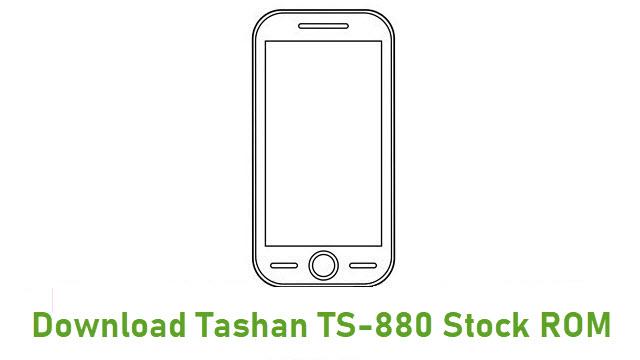 Download Tashan TS-880 Stock ROM
