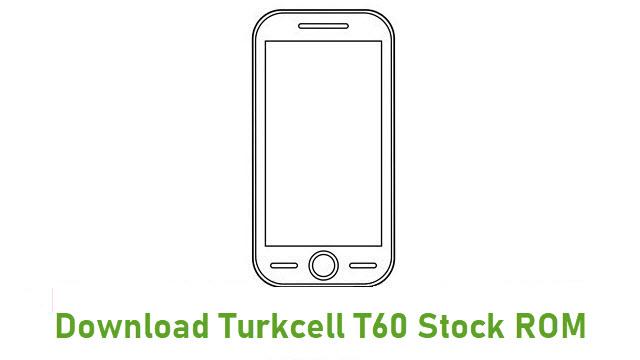 Download Turkcell T60 Stock ROM