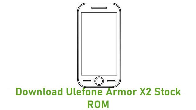 Download Ulefone Armor X2 Stock ROM