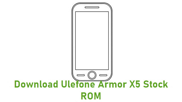 Download Ulefone Armor X5 Stock ROM