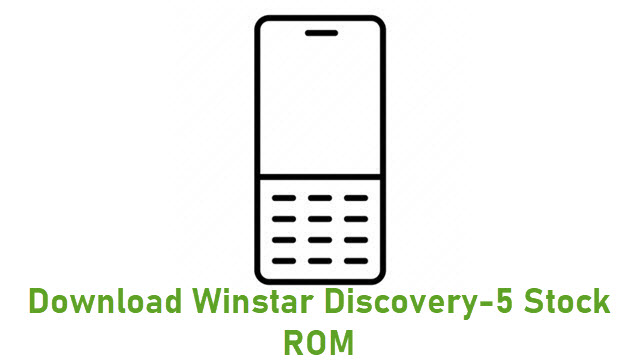 Download Winstar Discovery-5 Stock ROM