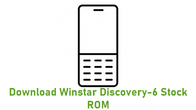 Download Winstar Discovery-6 Stock ROM