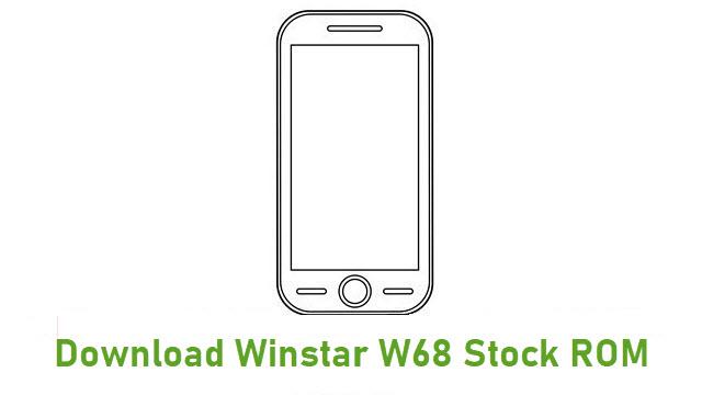 Download Winstar W68 Stock ROM