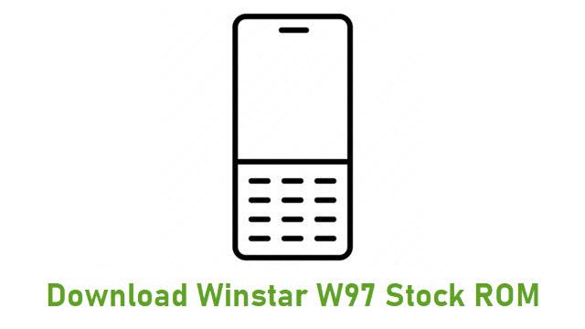 Download Winstar W97 Stock ROM