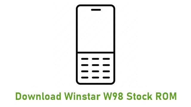 Download Winstar W98 Stock ROM