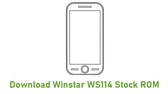 Download Winstar WS114 Stock ROM