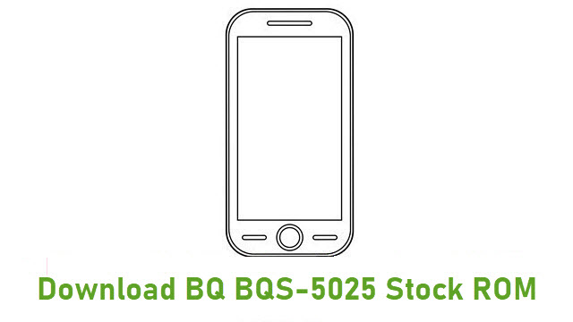 Download BQ BQS-5025 Stock ROM