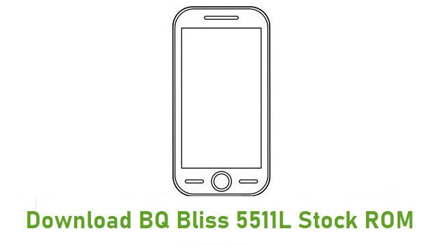 Download BQ Bliss 5511L Stock ROM
