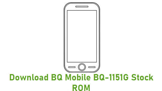 Download BQ Mobile BQ-1151G Stock ROM
