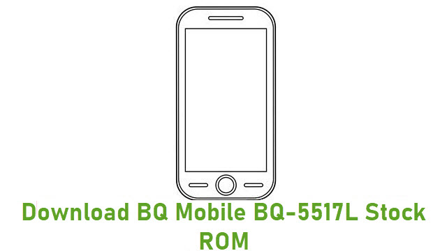 Download BQ Mobile BQ-5517L Stock ROM