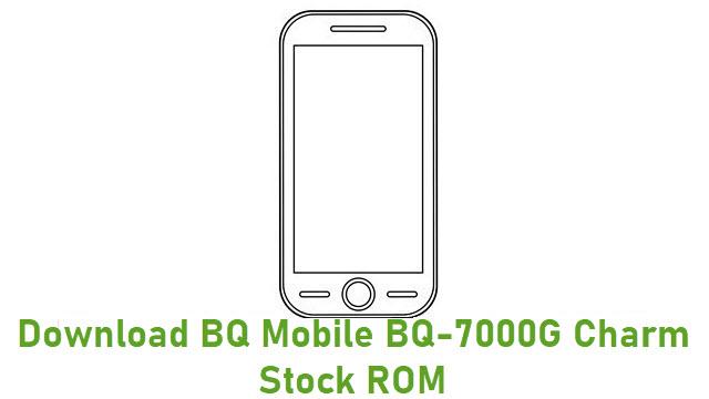 Download BQ Mobile BQ-7000G Charm Stock ROM