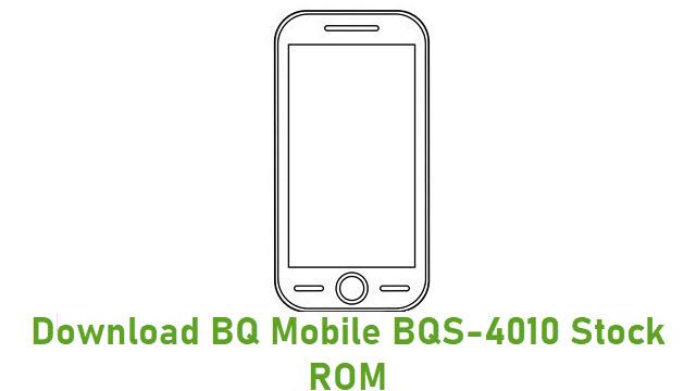 Download BQ Mobile BQS-4010 Stock ROM