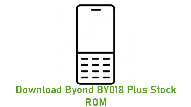 Download Byond BY018 Plus Stock ROM