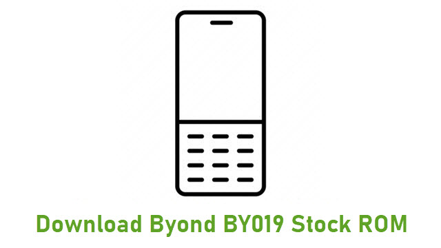 Download Byond BY019 Stock ROM