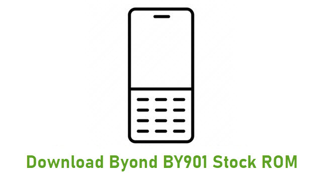 Download Byond BY901 Stock ROM