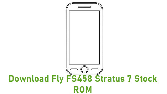 Download Fly FS458 Stratus 7 Stock ROM