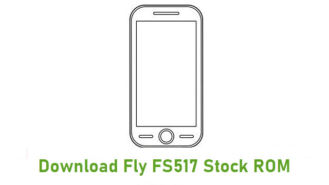 Download Fly FS517 Stock ROM