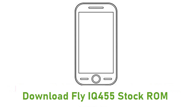 Download Fly IQ455 Stock ROM