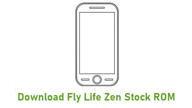 Download Fly Life Zen Stock ROM