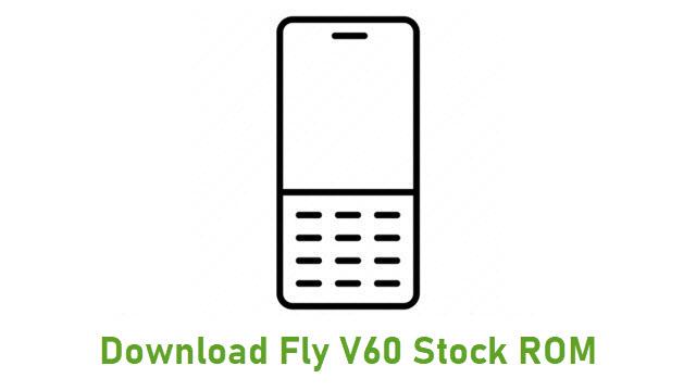 Download Fly V60 Stock ROM