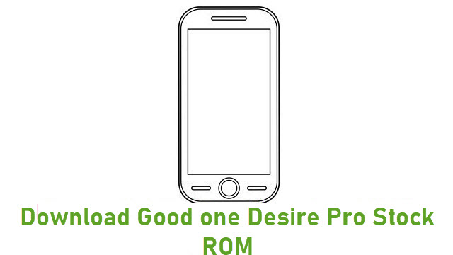 Download Good one Desire Pro Stock ROM